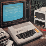 Blast from the past – Digital devices from a time long past.