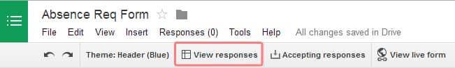 view-responses
