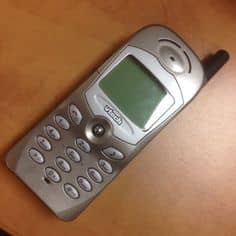Vtek Call phone of the late 1990's Early 2000's