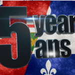 5 years on the Island
