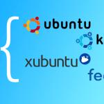 Installing Ubuntu, Xubuntu, Kubuntu and Fedora in Virtualbox