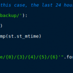 VestaCP offsite backup script